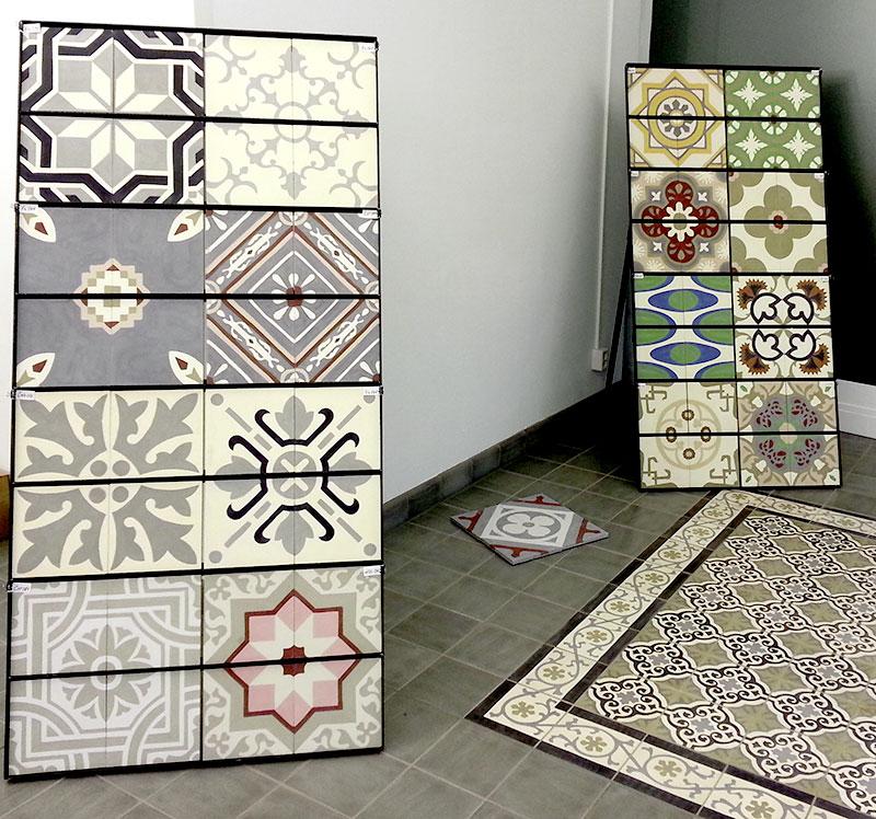fliesen showroom von casa 1. Black Bedroom Furniture Sets. Home Design Ideas